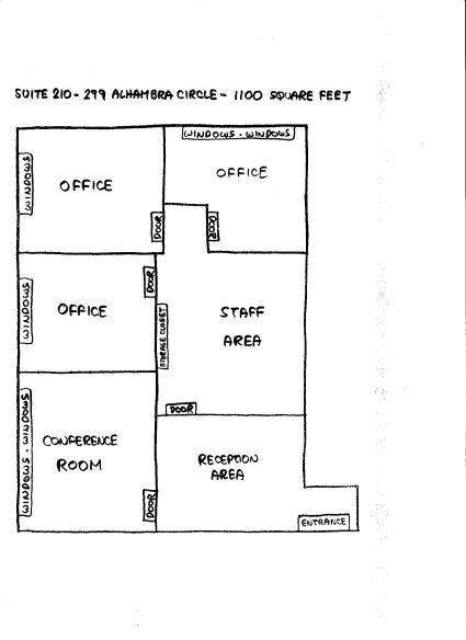 Floor plans for 1001 to 2000 square feet miami office space miami office building rental - Calculating house square footage design ...